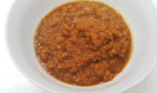 Süßkartoffel-Suppe mit Lauch