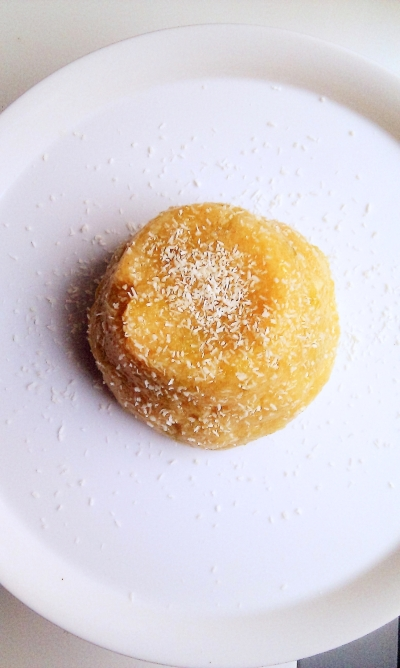 Limetten-Kokos-Pudding