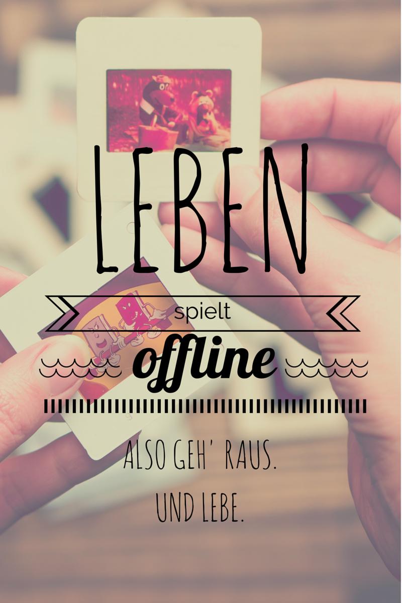 Leben offline